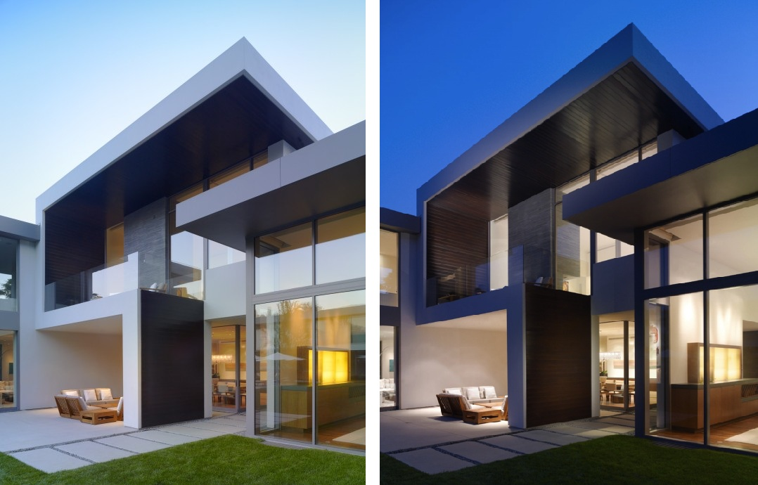 Julho 2012 tijolosetecidos for Casas modernas los angeles