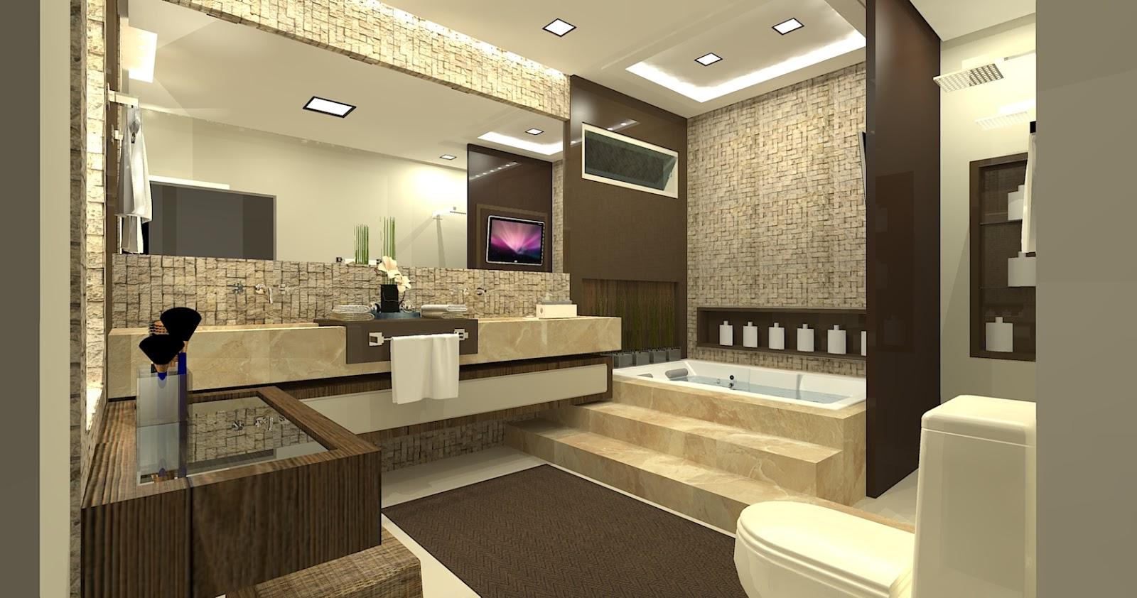 Iluminação em Nichos no Banheiro tijolosetecidos #A92257 1600 842